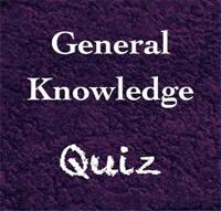 free general knowledge quiz