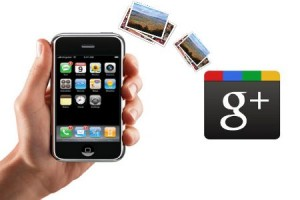 Upload iPhone Photos To Google+