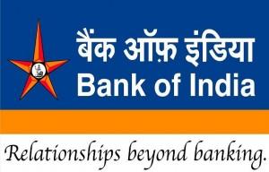 Bank of India Recruitment 2012