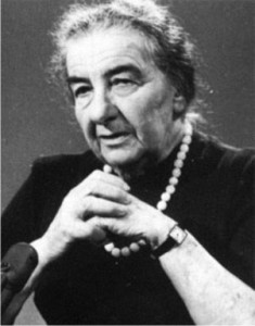 Golda Meir Biography