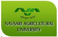 Navsari Agriculture University Recruitment 2012